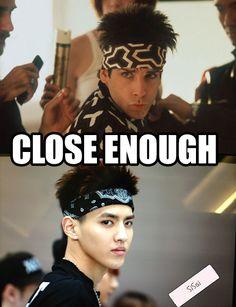 Kris XD #EXO