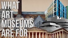 What art museums are for - School of Life