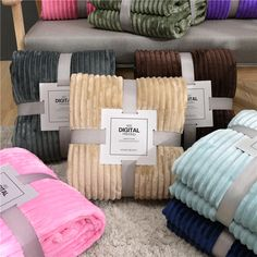 Purple Roses, Pink Purple, Yellow Sky, Flannel Blanket, Blue Ivory, Fleece Fabric, Digital Prints, Throw Pillows, Blankets