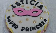 Bolo Barbie Super Princesa