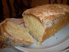 Pan brioche con glassa di mandorle