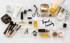 Travel Essentials-FOR BEAUTY..another idea to think about.