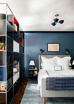 Πως να κάνεις πιο Sexy το υπνοδωμάτιο... με μια απλή αλλαγή χρώματος!