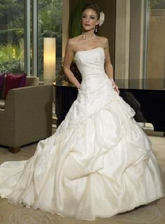 exclusively wedding gowns