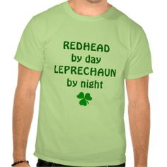 >>>Low Price          	Redhead by day Leprechaun By Night Shirts           	Redhead by day Leprechaun By Night Shirts We provide you all shopping site and all informations in our go to store link. You will see low prices onDiscount Deals          	Redhead by day Leprechaun By Night Shirts Revi...Cleck link More >>> http://www.zazzle.com/redhead_by_day_leprechaun_by_night_shirts-235893026324581010?rf=238627982471231924&zbar=1&tc=terrest