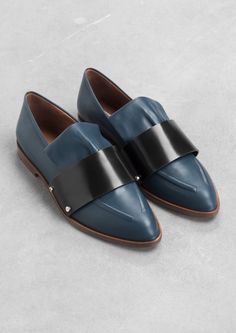 Pointed toe loafer | & Other Stories.