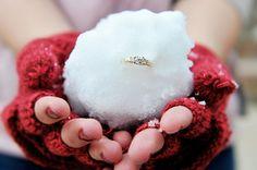 Colorado Winter Engagement Photography: Candice   Dan
