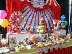 "Photo 1 of 5: Madagascar Circus / Birthday ""John's Birthday "" | Catch My Party"