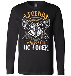 Legends Are Born In February Canvas Long Sleeve T-Shirt is the special design for Harry Potter fans who are born in February. Legends Are Born In February C Harry Potter Jewelry, Harry Potter Shirts, Harry Potter Outfits, Harry Potter Jokes, Born In February, November, Harry Potter Cosplay, Looks Cool, Sweatshirts