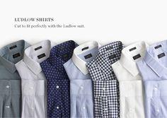 Mens Suits & Tuxedos : The Ludlow Shop | J.Crew