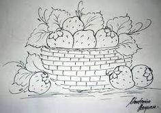 Resultado de imagem para pinterest imagens para pintura en tecido panos de pratos e outros
