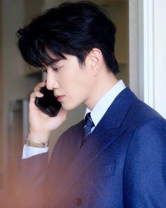 你有一个未接电话☎️Would you pick up if i call? George Hu, Mike D Angelo, My Amazing Boyfriend, Mike Love, Handsome Korean Actors, Thai Drama, Full House, Asian Actors, Asian Men