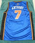 For Sale - Carmelo Anthony Signed New York Knicks Jersey (Adidas w/ tags) JSA Authenticated