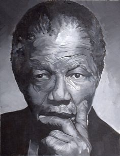 Nelson Mandela-oil