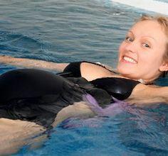Matronatación o natación para embarazadas