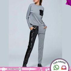 SKU: NF1F0NI7TG03V10 Colors: Gray Size: S Category: Women > Activewear Weight: 0.45 kg #Vivoren #Vivoren #Fashion
