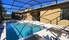 Florida Dream - all day sun around South Facing Pool ID 1288 | Direct Villas Florida