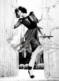 ☆ Marion Cotillard | Photography by Mario Testino | For Vogue Magazine US | July 2010 ☆