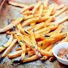 This Ingredient Takes Sweet Potato Fries to the Next Level - SELF