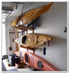 Diy Kayak Garage Storage can be used as the home decoration. Description from colormob5k.com. I searched for this on bing.com/images