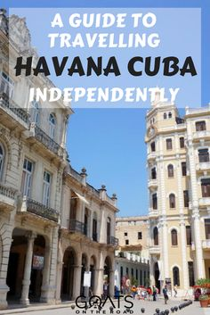 Havana is the most fascinatingcity we've ever come across. It's vibrant, bustling, exotic and raw. Cuba as a whole is a fantastic country to independently travel, but with so much to see, do and experience in the capital, you may never want to leave… Here is some essential information and advice (based on our experience) …