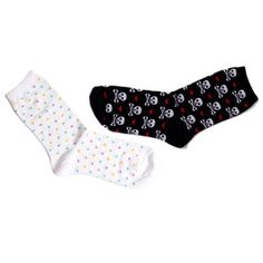 Hot Sox Heart Socks 2Pk II, $12, now featured on Fab.