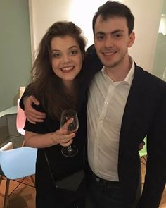 georgie henley and skandar keynes 2016