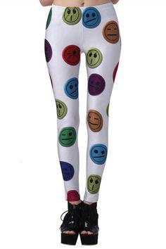 Weirdest Legging Fashion