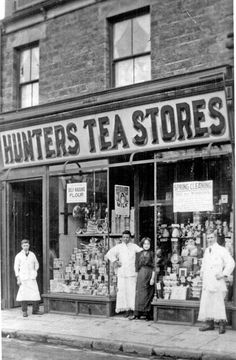 Hunter's Tea Store 648 Staniforth Road Darnall Sheffield #sheffield #socialsheffield