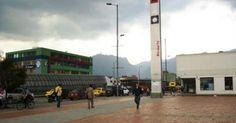 osCurve   Contactos : Pánico en estación de Transmilenio de Ricaurte por...