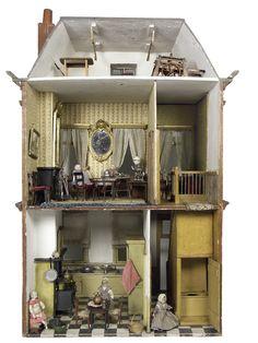 Poppenhuizen | Speelgoedmuseum Deventer