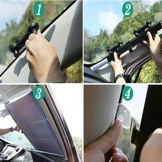 Inspire Uplift Car Retractable Windshield Cover Car Retractable Windshield  Cover 65be5ec81ecc