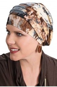 Slinky Slouchy Cap | Slouch Cap Snood for Women
