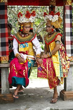Such beautiful people. Bali, Indonesia