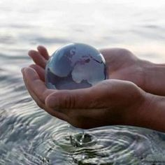 hands, living water   Category: Detox - LIVING LIGHT H2O - Structured Water
