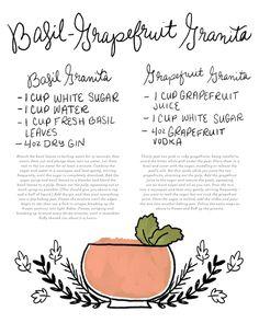 fancy recipe cards