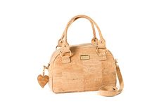 Cork bag BRUXELLES Natural