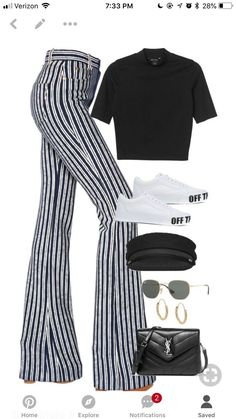 featuring Sonia Rykiel, Monki, Vans, Yves Saint Laurent, Ray-Ban and Mondevio Classy Outfits, Stylish Outfits, Girl Outfits, Fashion Outfits, Rock Outfits, Emo Outfits, Looks Style, Looks Cool, Mode Pop Punk