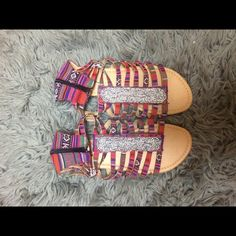 Gladiator sandals Size 9/10 in excellent condition Shoes Sandals
