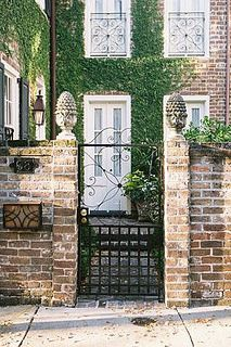William Aiken House Charleston by Things That Inspire, via Flickr