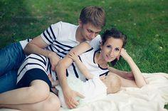 Идея для съемки family look/ Автор: Мария Пронина.