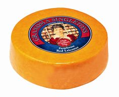 4kg Red Leicester Wheel