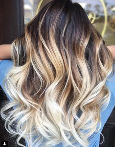 Ombre hair color for brunettes, hair color highlights, hair color balayage, Hair Color Highlights, Hair Color Balayage, Bayalage, Short Balayage, Brunette Highlights Summer, White Highlights, Balayage Brunette, Balayage Highlights, Haircolor