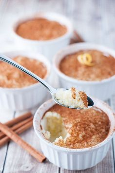 This Portuguese rice pudding recipe comes straight from the Azores from my mom's recipe book. This is a traditional recipe served mostly during the Holy Spirit festivals but also enjoyed year round.
