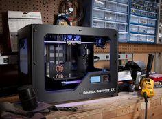 MakerBot Announces More Advanced Replicator 2X 3-D Printer | Wired Design | Wired.com
