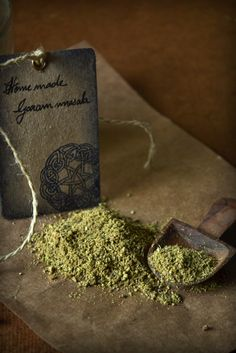 Homemade Garam (hot as in intensity) Masala ( mixture or combination of different spices) Easy-to-make spice blend is the heart of most Indian dishes.
