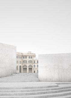 David Chipperfield. Bötzow Master plan, Berlin #photography #architecture #travel #berlin #germany