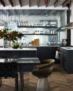 The Alchemist of Food: The Alchemist's Interior Design Concepts