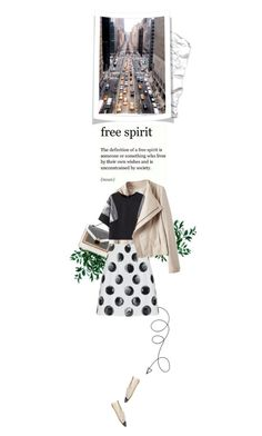 """""""Free spirit - The definition of a free spirit is someone or something who lives by their own wishes and is unconstrained by society."""" by twins005 ❤ liked on Polyvore featuring Paul Frank, Dolce&Gabbana and Chanel"""