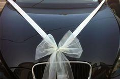 Stylové+svatební+dekorace+na+auto